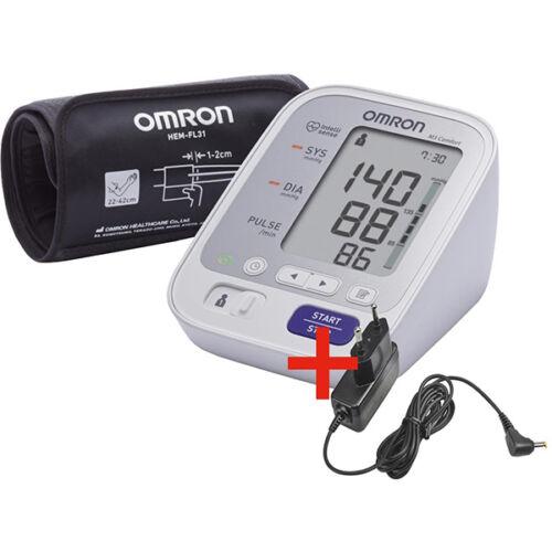 Omron M3 Comfort Vérnyomásmérő +Adapter