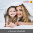Nurofen Rapid 200 mg lágy kapszula 6 éves kortól