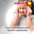 Nurofen Junior enyhe és közepesen erős fájdalom enyhítésére