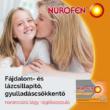 Nurofen Junior fájdalom- és lázcsillapító, gyulladáscsökkentő