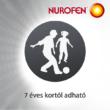 Nurofen Junior 7 éves kortól adható