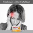Nurofen Non-Aqua 200 mg - Hatékonyan csökkenti a fejfájást
