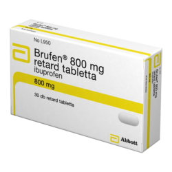 Brufen 800 mg retard tabletta (30x)