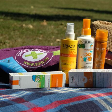 SIPO UV-védelem: családi csomag
