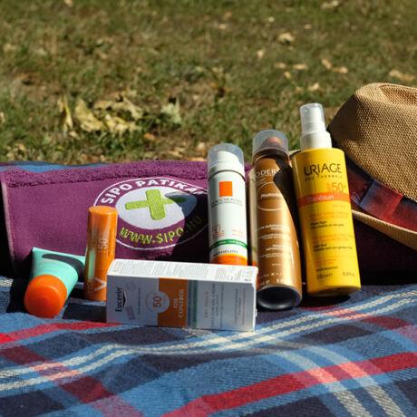 SIPO UV-védelem: felnőtt csomag
