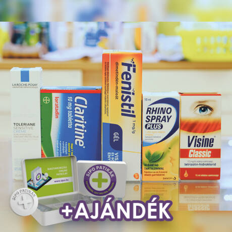 SIPO Allergia Csomag+