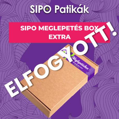 SIPO Meglepetés Box Extra