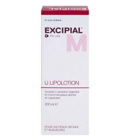 Excipial U Lipolotion testápoló 200ml