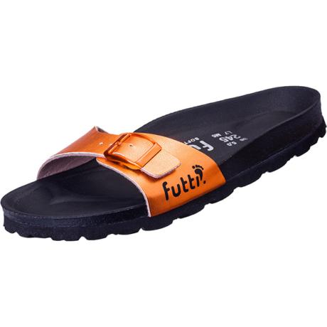 Futti Mara Midnight Orange női papucs 36-os