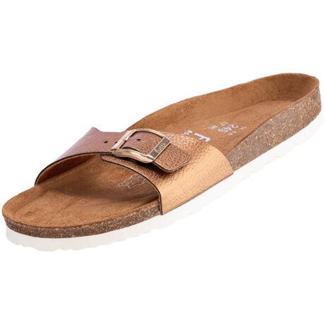 Futti Mara Cameo Bronze női papucs