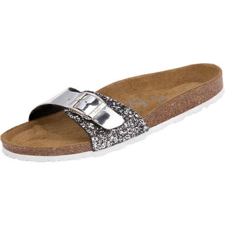 Futti Mara Silver Glitter női papucs 36-os