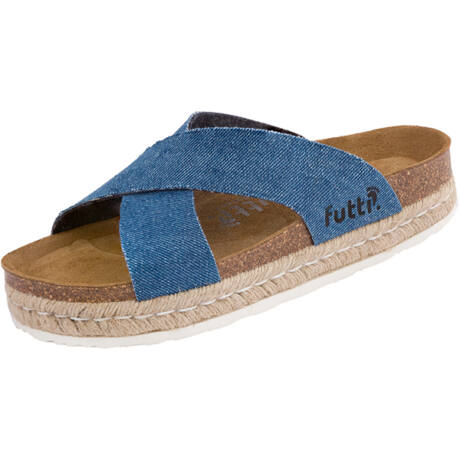 Futti Rene Blue Jeans női papucs 41-es