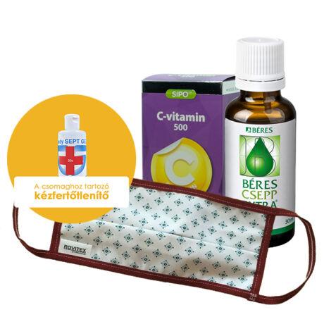 Higiéniai és Vitamin csomag Senior - Béres Cseppel