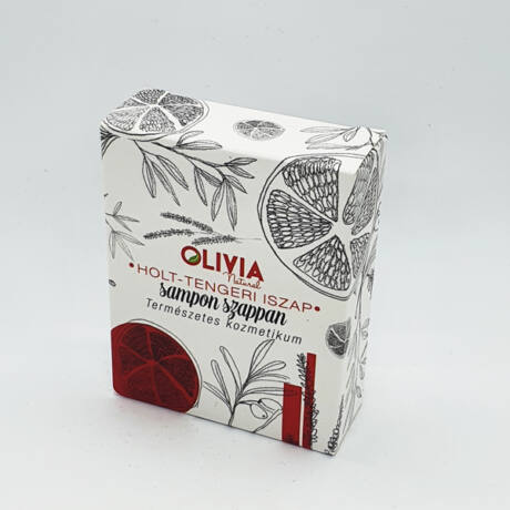 Olivia Natural Sampon Holt tengeri iszap (90g)