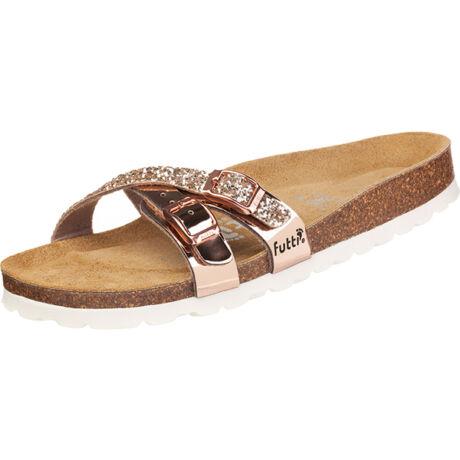 Futti Grace Rose Gold Glitter női papucs 36-os