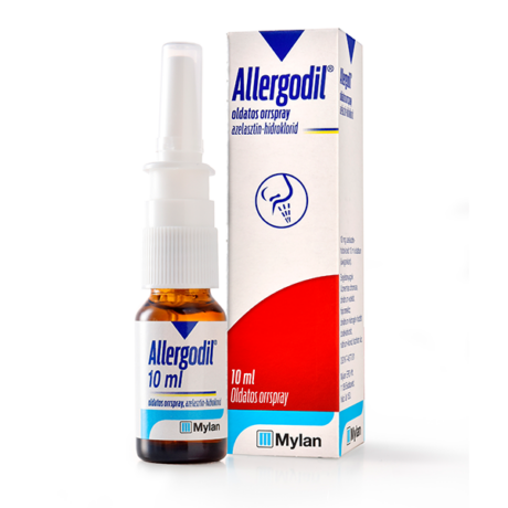 Allergodil oldatos orrspray 10ml