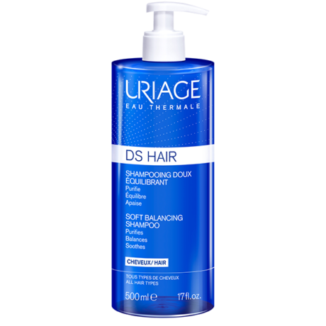 Uriage D.S Hair kímélő sampon 500ml