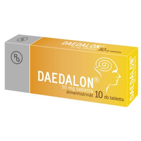 Daedalon 50 mg tabletta