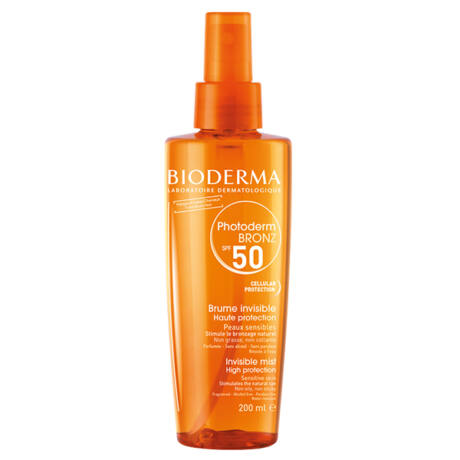 Bioderma Photoderm Bronz Olaj SPF50/UVA28 200ml