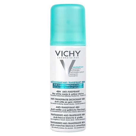 Vichy izzadságszabályozó foltmentes deo spray 125 ml