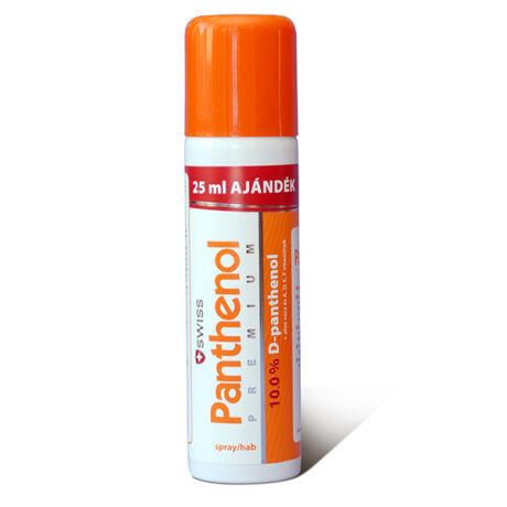 Swiss Panthenol Premium habspray 150ml