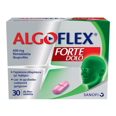 Algoflex Forte DOLO 400mg filmtabletta 30x