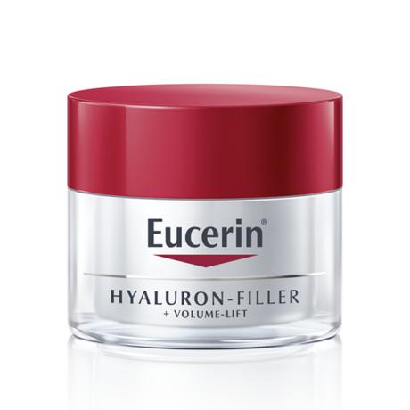 Eucerin Hyaluron-Filler+Volume Lift nappali arckrém száraz bőrre 50ml