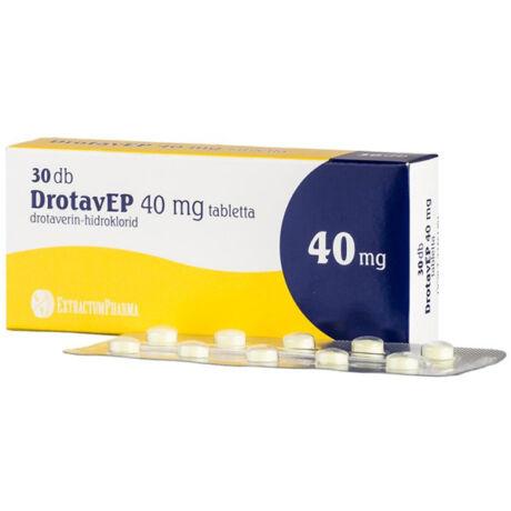 DrotavEP 40 mg tabletta 30x
