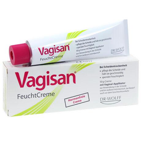 Vagisan hüvelykrém hidratáló (50g)