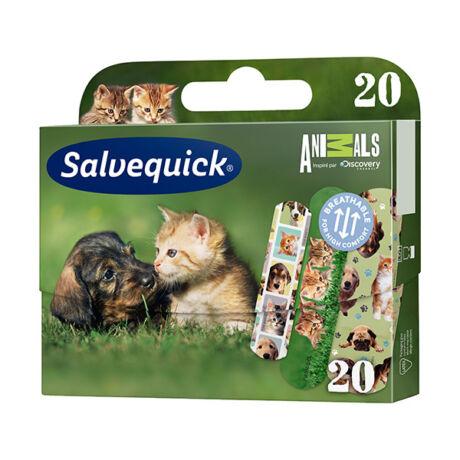 Salvequick sebtapasz Animal Planet 20x