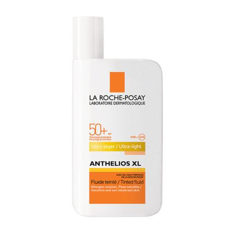 La Roche-Posay Anthelios XL Fluid Extreme FF 50+ arcra színezett 50ml