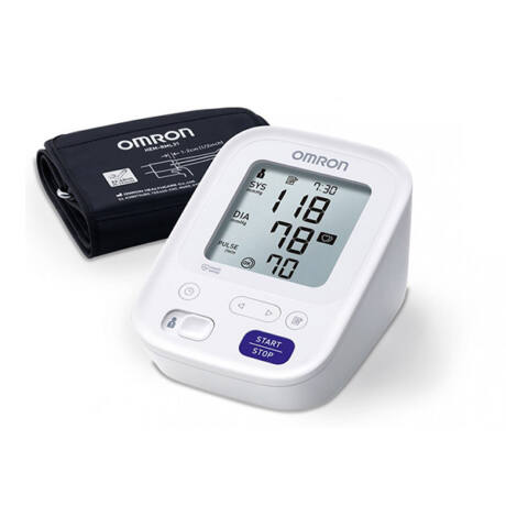 Vérnyomásmérő automata OMRON M3 digitális
