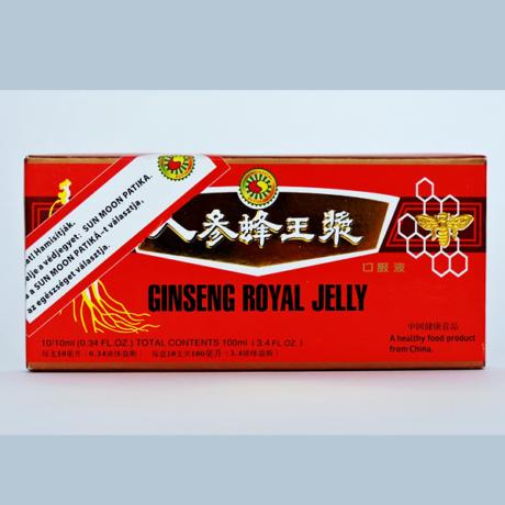 Ginseng Royal Jelly BIG STAR 10x10ml