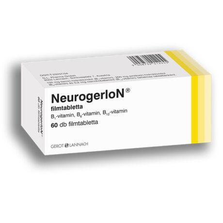 Neurogerlon filmtabletta 60x