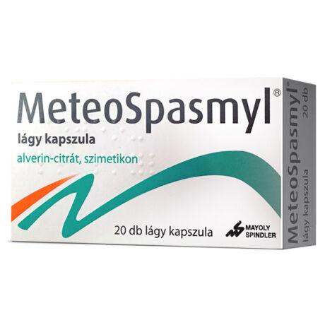 Meteospasmyl lágy kapszula 20x