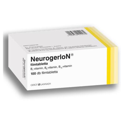 Neurogerlon filmtabletta 100x