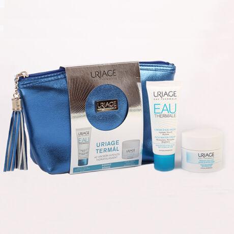 Uriage Termál hidratáló csomag száraz bőrre