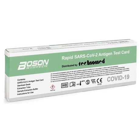 Covid-19 Antigén gyorsteszt Boson