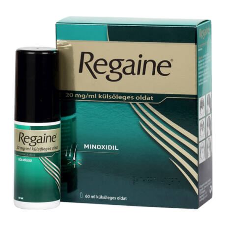 Regaine 20 mg/ml külsőleges oldat 60ml