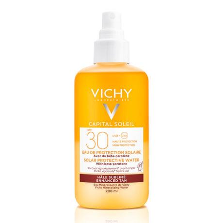 Vichy Capital Soleil Ultra-könnyű napvédő spray béta-karotinnal SPF50 200ml
