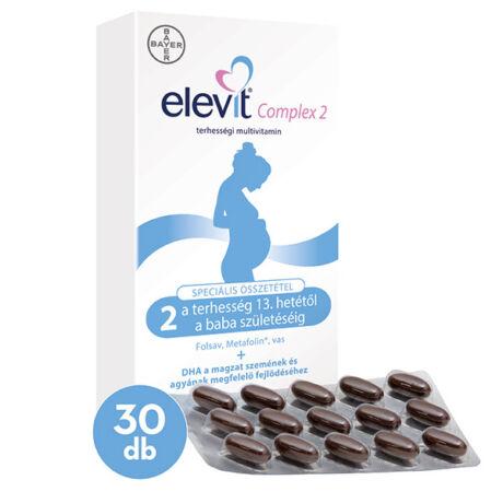 Elevit Complex 2 filmtabletta 30x