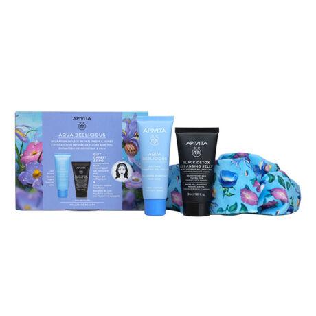 Apivita Aqua Beelicious hidratáló csomag light +ajándék