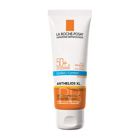 La Roche-Posay Anthelios XL napvédő krém SPF 50+ BB színezett 50ml