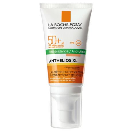 La Roche-Posay Anthelios XL színezett mattító hatású gél-krém SPF 50+ 50 ml