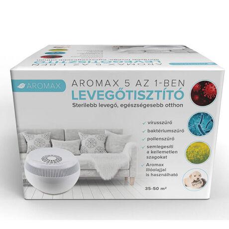Aromax Levegőtisztító készülék 5 az 1-ben
