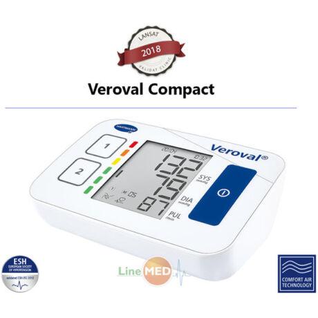 Veroval Compact felkaros vérnyomásmérő