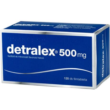 Detralex 500 mg filmtabletta 120x