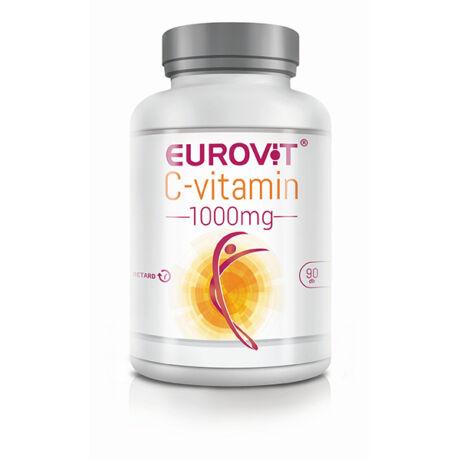 Eurovit C vitamin 1000 mg retard filmtabl 90x