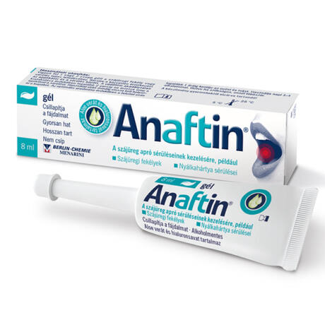 Anaftin 12% gél (8ml)