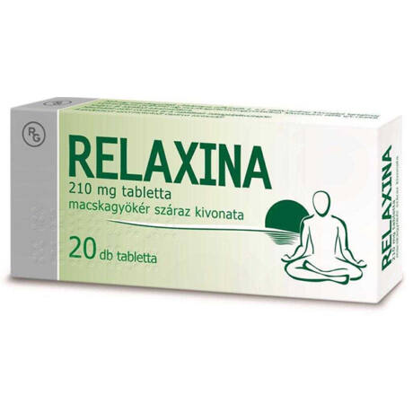 Relaxina 210 mg tabletta 20x